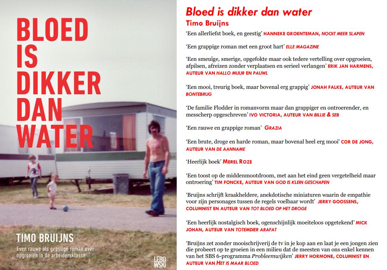 recensie bloed is dikker dan water