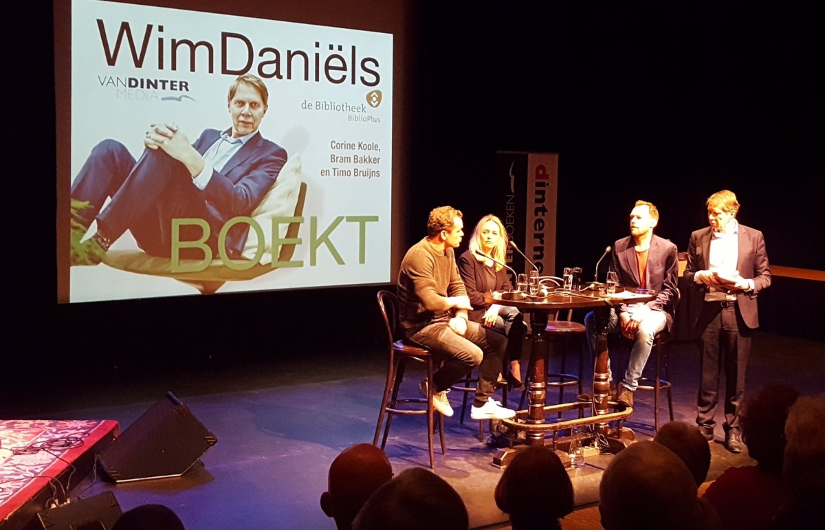 On tour: Wim Daniëls Boekt in Boxmeer